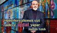 Kendisini Bir Osmanlı Vatandaşı Olarak Gören, Dünyanın En Zeki İnsanlarından Biriyle Tanışın: Nassim Taleb