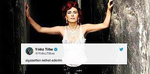 Yıldız Tilbe'den 'Muhalefete Şarkı Verdi' İddiasına Yanıt: 'Şarkılarım Hiçbir Siyasetin Temsilcisi Değildir'