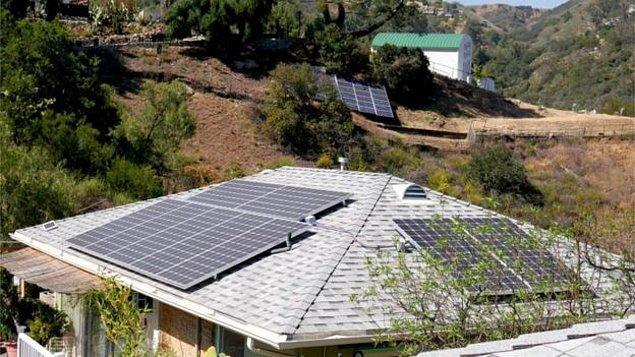 Eyalette şu ana dek güneş enerjisine 42 milyon dolar yatırım yapıldı.