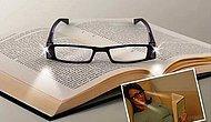 O Kitaba Bir Başladı Mı Bitirmeden Bırakmayan Annelerimiz İçin Harika Bir Araç: Kitap Okuma Gözlüğü