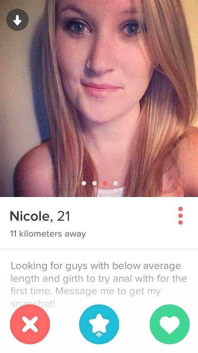 18. Nicole için hayatın tadı tuzu kalmamış sanırım