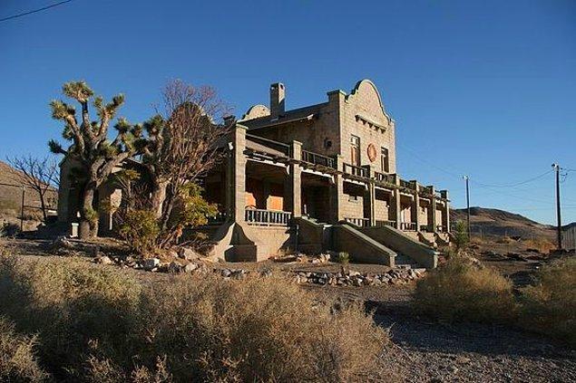 11. Rhyolite, Nevada, ABD