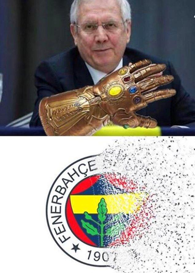 17. Ah Aziz başkan ah. :)