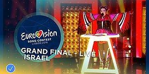 Eurovision 2018'in Kazananı İsrail'den Netta Barzilai Oldu