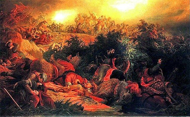 Araştırmalar sonucunda erişilen en eski kaynak 1526 Mohaç Muharebesi'nde esir alınan Hırvat kökenli Georgievits'e ait.