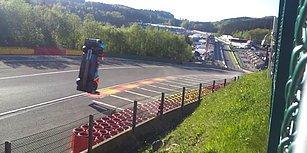 FIA Dünya Dayanıklılık Şampiyonası'nda Yaşanan Korkunç Kaza
