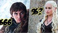 Teorilerden Sıkıldınız mı? Game of Thrones'un Yayınlanacak Son Sezonunda Yaşanacak Muhtemel Ölümler!
