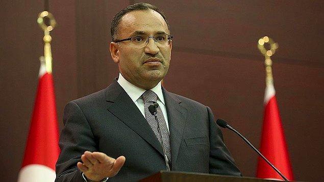 Bozdağ: '3 günlük ulusal yas ilan edildi'