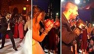 Düğün Dansı Yerine Boks Maçı Yapan Çift