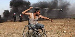 Gazze'deki Protestoların Simgesiydi: Fadi Abu Salah 'Kanlı Pazartesi'de Can Verdi