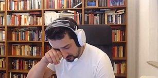 Serhat Akın, Twitch Canlı Yayınında Alex de Souza İçin Gözyaşı Döktü
