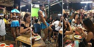 Tayland'da Müşterilerine 'Ben Nereye Denk Geldim' Dedirten Restoran