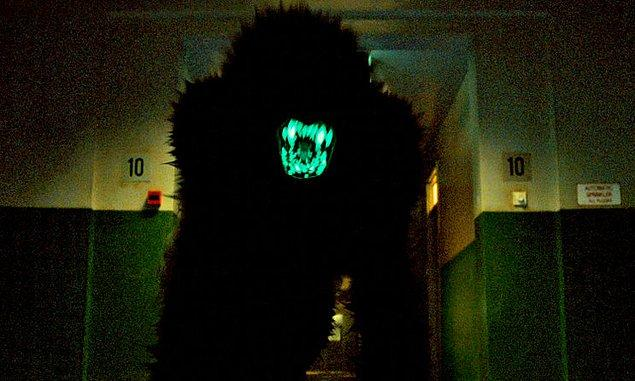 2. Attack the Block's filmindeki Uzay gorilleri