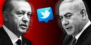 Netanyahu ile Erdoğan'dan Twitter Düellosu: 'İnsanlık Dersi mi İstiyorsun? 10 Emri Oku'