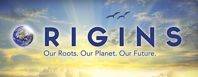 22. Felaket demişken... Yenilenebilir kaynaklar hakkında süper bir belgesel: 'Origins'i de izlemeyi unutmayın!