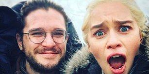 Game of Thrones Oyuncularının Setteyken Ne Kadar Eğlendiğini Gösteren 17 Kamera Arkası Paylaşımı