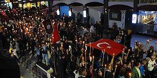 Valilikten 19 Mayıs Yasağı: Samsun'da Fener Alayına İzin Çıkmadı
