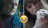 'Deadpool 2'de Taylor Swift'in Kedilerine Yapılan Komik ve Tatlı Gönderme
