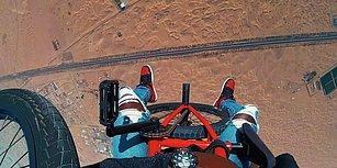 BMX Bisikletiyle Dubai'nin Altını Üstüne Getiren Adam