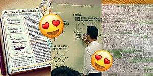 BA-YIL-DIK! El Yazılarıyla Mükemmelliyeti Gözler Önüne Seren 20 İnsan