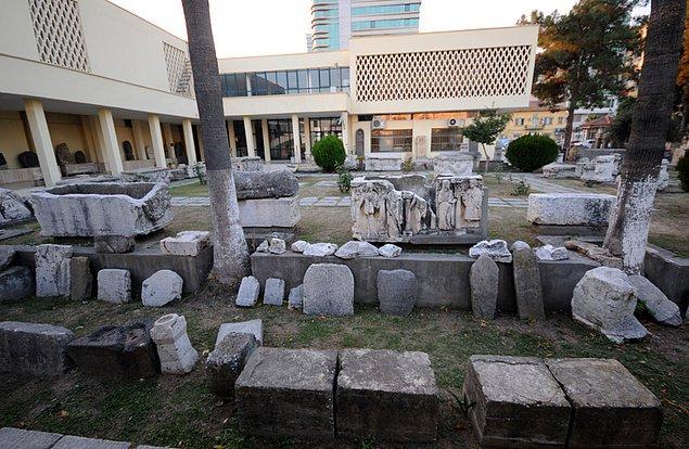 1. Adana Müzesi