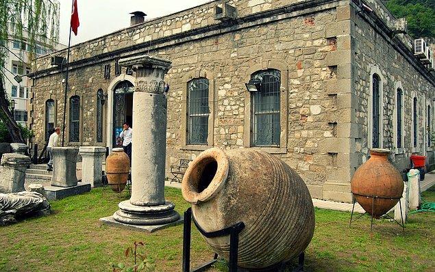11. Bartın Amasra Müzesi