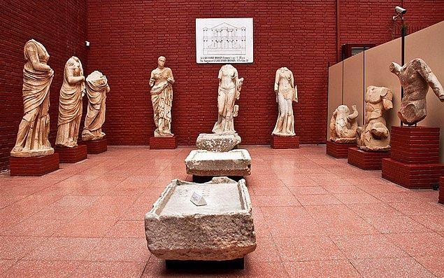 24. İzmir Efes Müzesi
