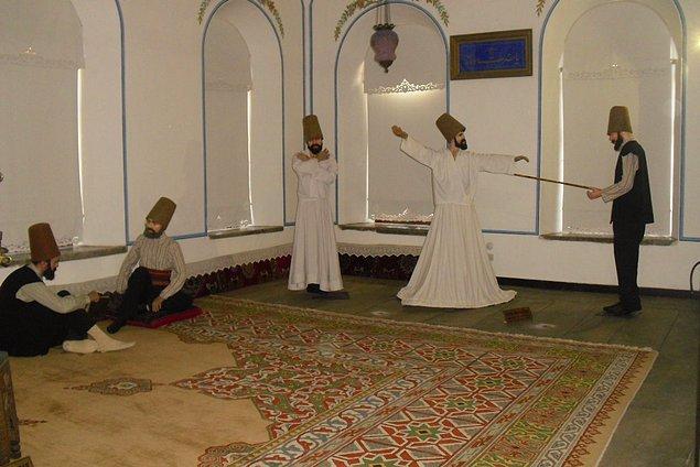 29. Konya Mevlana Müzesi