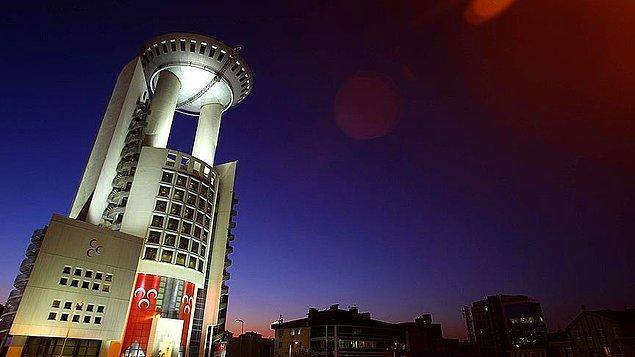 Listede, Ankara 1'inci Bölge 1'inci sırada Mevlüt Karakaya, 2'nci sırada Zühal Topçu ve 3'üncü sırada Eyüp Yıldız aday gösterildi.