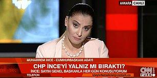 Muharrem İnce'den Türk Medyasına Sert Eleştiri ve Önemli Açıklama: 'Gülen Henüz Usulüne Uygun Geri İstenmemiş'