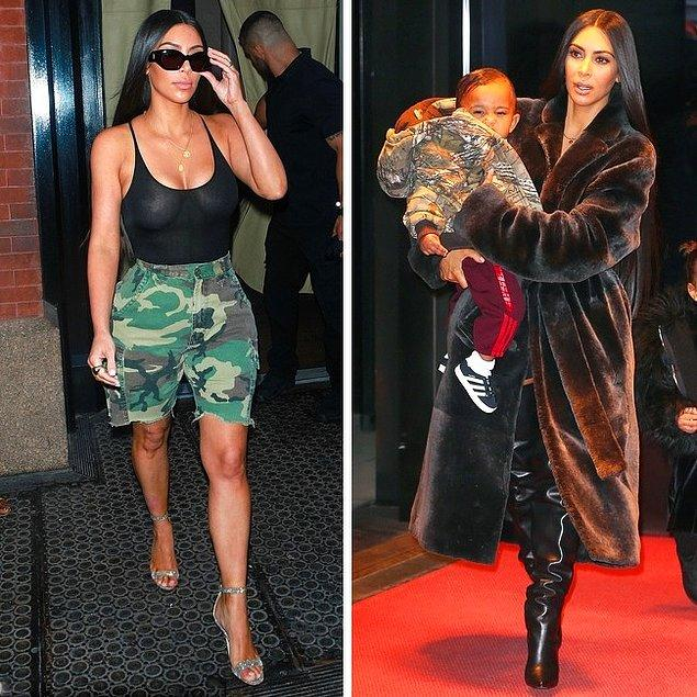 9. Kim Kardashian