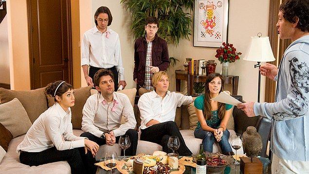 11. Party Down - IMDb 8,3