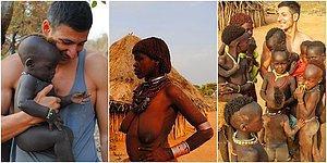 Etiyopya ve Kenya'nın İlkel Kabilelerini Tek Tek Gezip Anlatan Bir Türk Gezginin Gözünden Afrika