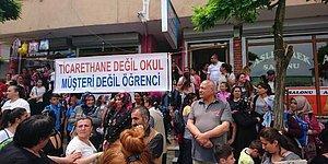 Veliler Sürekli Para İsteyen Okul Yönetimine İsyan Etti: 'Müşteri Değil Öğrenci'