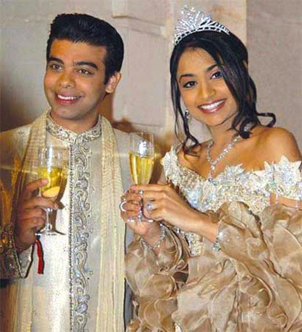 Vanisha Mittal ve Amit Bhatia