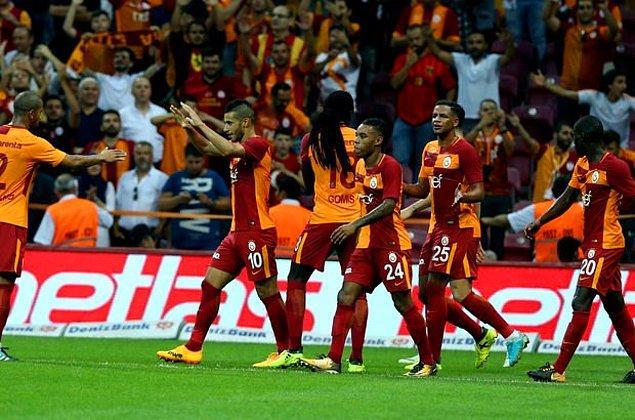 1. Hafta: Galatasaray 4-1 Kayserispor