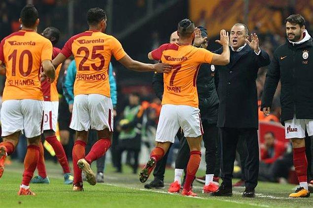 17. Hafta: Galatasaray 3-1 Göztepe