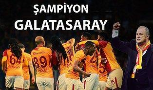 21. Kez Şampiyon! Galatasaray'ın 2017 - 2018 İlhan Cavcav Sezonu Şampiyonluğunun Muhteşem Öyküsü!