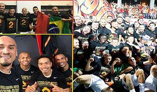 Galatasaray'ın Şampiyonluğu Sonrası Futbolcuların ve Taraftarların Coşkulu Sosyal Medya Paylaşımları