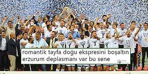 3 Senede 3 Kupa! Dadaşlar 17 Yıl Aradan Sonra Tekrar Süper Lige Yükseldi