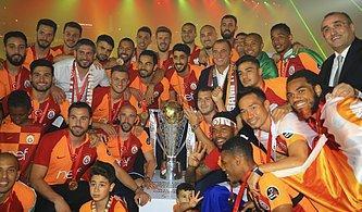 Türk Telekom Arena'da Kutlama Şöleni! Galatasaray Kupasına Kavuştu