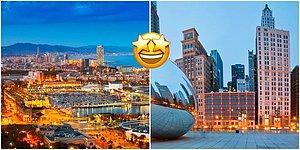 Bavullar Toplansın, 2018'in Sıralaması Belli Oldu: Dünyanın En Heyecan Verici 32 Şehri