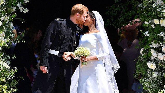 Bildiğiniz üzere, cumartesi günü Prens Harry ve Meghan Markle'ın düğünü tüm dünyanın gündemindeydi.
