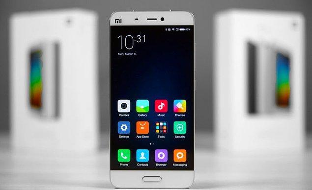20. Xiaomi Mi 5 SAR Değerleri