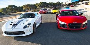 Hız Tutkunları Buraya! İşte Dünyanın En Hızlı 20 Arabası
