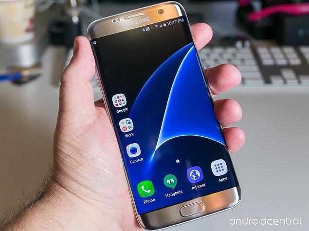 10. Samsung Galaxy S7 Edge SAR Değerleri