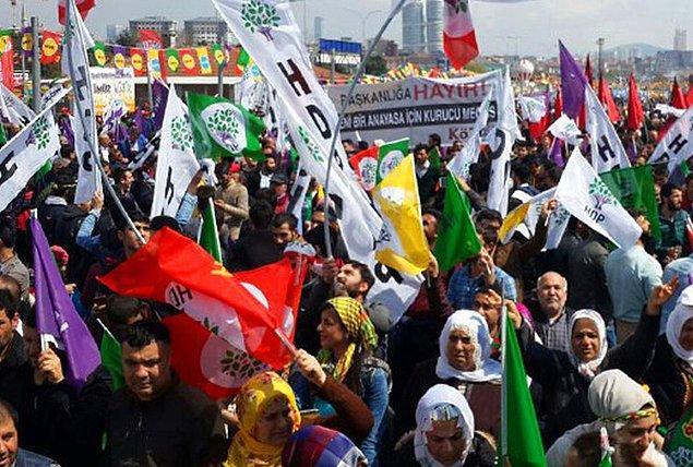 İşte il il HDP'nin adayları: