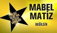 Mabel Matiz - Değilsin (Yıldız Tilbe'nin Yıldızlı Şarkıları) Şarkı Sözleri