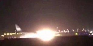 Ön Tekerleri Açılmayan Uçağı Burun Üstü İndirerek 151 Kişinin Hayatını Kurtaran Pilot