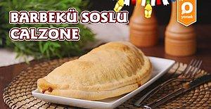 Enfes İtalyan Lezzeti: Barbekü Soslu Tavuklu Calzone Nasıl Yapılır?